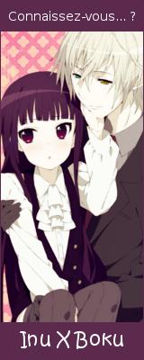 Zoom anime : Inu X Boku