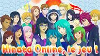 Jouer au jeu vidéo d'Hinata-Online !