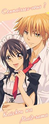 Zoom anime : Kaichou wa Maid-sama
